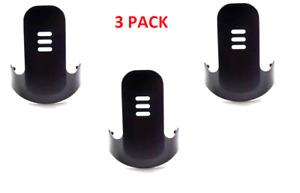 NEW PANASONIC 3 LOT PACK HANDSET BELT CLIP PNKE1004Z1 KX-TG9391 TG9334T TG9471B
