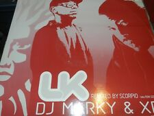 "DJ Marky & XRS / D Product  – LK (Scorpio Remix) / Faithless 2002 USED 12"" "