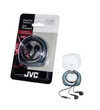3 x JVC HEAPHONE/EARPHONES  FOR IPHONE, IPOD, MP3 PLAYER, BLACKBERRY , IPAD