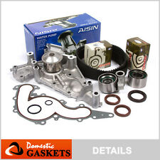 90-97 Lexus LS400 SC400 4.0L DOHC Timing Belt AISIN Water Pump Kit 1UZFE