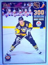 """1992's MARIO LEMIEUX NHL POSTER 300 PIECES PUZZLE, 22""""x35"""", (3 PIECES MISSING)"""