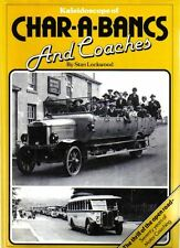 Kaleidoscope of Char-A-Bancs & Coaches Bus Book 1980 70 years of Motor Coaching
