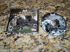 Ctu: Marine Sharpshooter (PC, 2003) Game (Near Mint)