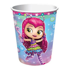 LITTLE CHARMERS 9oz PAPER CUPS (8) ~ Birthday Party Supplies Beverage Drinking
