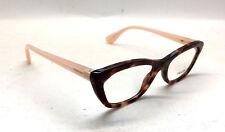 b30085c583 Prada VPR 03Q UE0-1O1 Women Eyewear Optical Frame DEMO Lenses BB33