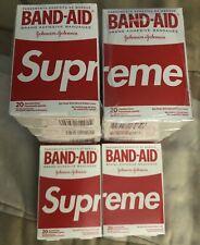 Supreme Band-Aid *1 Single Band Aid*bandaid Bandaids Band-aids Band Aids