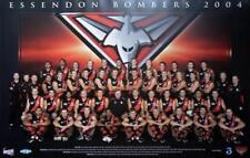 Poster Essendon Bombers AFL & Australian Rules Football Memorabilia