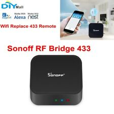 Sonoff RF Bridge 433 433mhz Remote Wifi Smart Switch Timer DIY for Smart Home
