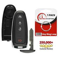 For 2013 2014 2015 2016 2017 - Ford Flex Remote Smart Prox Key Fob Shell Case