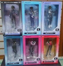"""Evangelion 3.0 Ichiban Kuji """" Shinji, Kaoru, Rei, Asuka, Mari, & Last One Kaoru"""""""