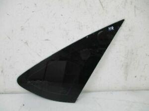 Side Window Windowpane Right Rear Triangular Window Tinted Ford Focus II