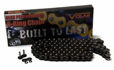 GSXR 750 Black Chain Suzuki 150 link-525 O-Ring for Extended Swingarm Extension