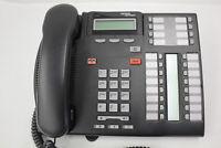 Nortel Norstar T7316E Charcoal Avaya Phone (NT8B27)   B-Stock  T7316 7316