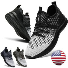 New listing Men's Casual Tennis Sneakers Outdoor Running Breathable Athletic Shoes Fitness