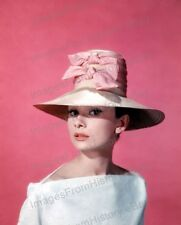 8x10 Print Audrey Hepburn Fred Astaire Funny Face 1957 #AH09