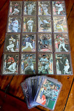 2020 Topps Series 1 RAINBOW FOIL Parallels - Complete Your Set!