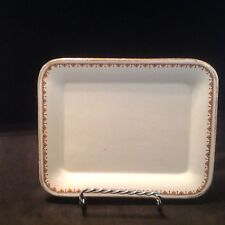 Vintage F. Winkle & Co. Whieldon Ware Lincoln Dresser Tray England