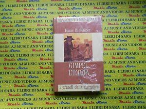 BOOK LIBRO GIMPEL L'IDIOTA Isaac B. Singer GRANDI NARRATIVA 8 MONDIALE (L63)