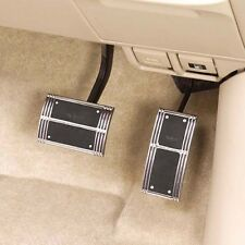 Luxury Pedal Set Brake & Gas Universal Install VIP Style Luxis LS201 -Free Ship