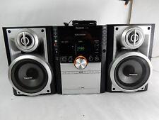 PANASONIC SA-AK450 5 CD/MP3/Cassette CHANGER Mini am/fm/xm STEREO SYSTEM