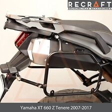 Recraft Yamaha XT 660 Z Tenere 2007-2017 Side Carrier Luggage Mount ver. 2*