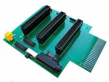 Commodore 64/128 Datel EX64 3 Port Cartridge Port Expander with Reset