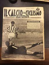 Il calcio e il ciclismo illustrato 1963 N° 2 Juventus Sivori 1/8/15