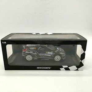 Minichamps Ford Fiesta RS WRC Limited Edition France 2011 1 / 1002 - 1:18