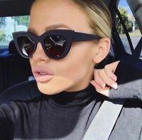 "XXL OVERSIZED /""Lou Lou/"" Women Sunglasses HEART LOVE Lauren Shadz GAFAS"