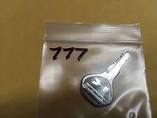 Key Precut Replacement # 777       27008-067-77   Kawasaki NOS