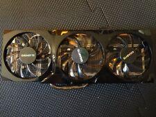 ONLY Fan grafikkarte GIGABYTE VGA  Fan Aktiv heatsink cooling NVIDIA