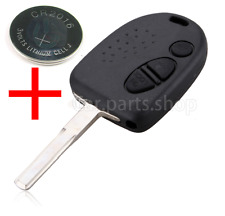 KEY Case/Shell HOLDEN 3 Button Commodore VS VX VY VZ WH + FREE BATTERY