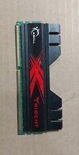G.Skill Trident 2GB (1x2GB) DDR3-2000 RAM 9-9-9-27 F3-1600CL9D-4GBTD Elpida BBSE