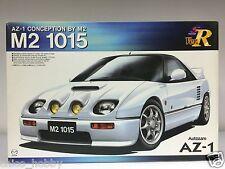 Aoshima 049853 1/24 Mazda Autozam AZ-1 M2 1015 PG6SA F6A DOHC 12V Turbo Mode JPl