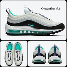 Nike Air Max 97 GS, talla UK 6 nos EU 39, 6.5Y, BQ7551-101, Negro-Blanco