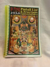 2014 MR PINBALL PRICE GUIDE