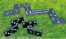 GIANT FOAM DOMINOES 18cm x 9cm OUTDOOR GARDEN BBQ PARTY FETES KIDS GAME