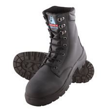 Leather Lace-ups Boots for Men