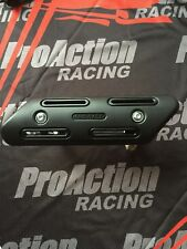 ProAction Husqvarna 4 Stroke SXF EXCF 250 350 450   BLACK EXHAUST GUARD