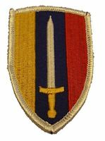 US Army 54th Signal Battalion Command Control Patch Hook /& Sew Repro New A499