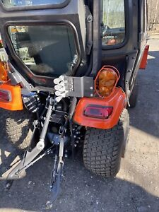 Kubota Bx Amber Light Guard