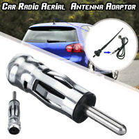 Car Radio Stereo Iso To Din Male Aerial Antenna Tuner Adaptor Connector PC5-27