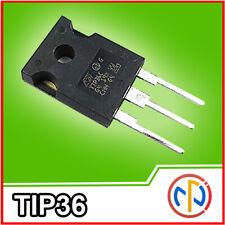 TIP36C TRANSISTOR 100V 25A 125W Amplificatore switcing PNP