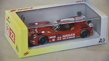 Spark S4641 - NISSAN GT-R LM Nismo n°22 Le Mans 2015 NISSAN Motorsports 1/43