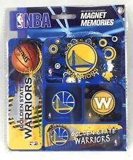 NBA Golden State Warriors Officially Licensed Magnet Memories