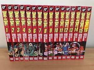 Dragon Ball manga complete collection Akira Toriyama [English]