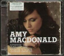 AMY MACDONALD This Is The Life  CD 11 Track Album (Jewel Case Scuffed)