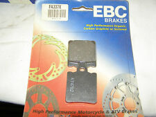 EBC FA337X RED OFF ROAD BRAKE PADS FOR KTM 60SX 00, 65 SX 00-03