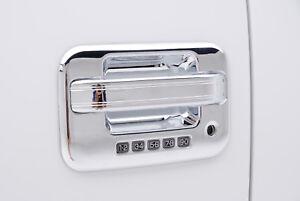 Ford F150 chrome door handle covers trim 4 door 04-2014