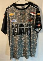 Dyesport National Guard Panther Racing Chevy Sunco Indycar  Men's L/ XL